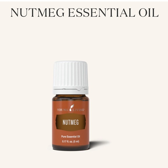 NWT Young Living Nutmeg Essential Oil 5 ml